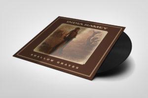 India Ramey - Shallow Graves (CD/LP/Digital)