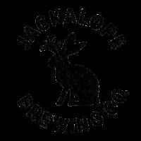jackalope logo round